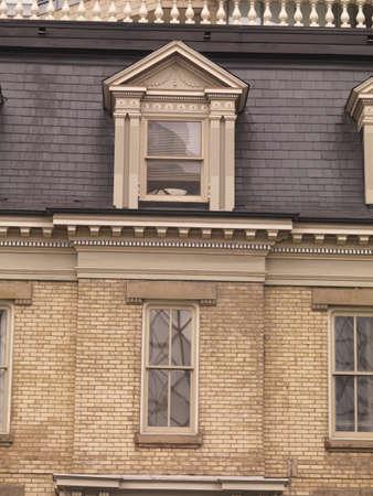 Exterior of building, Toronto, Ontario, Canada Stock Photo - 7194232