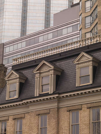 Exterior of building, Toronto, Ontario, Canada Stock Photo - 7194235
