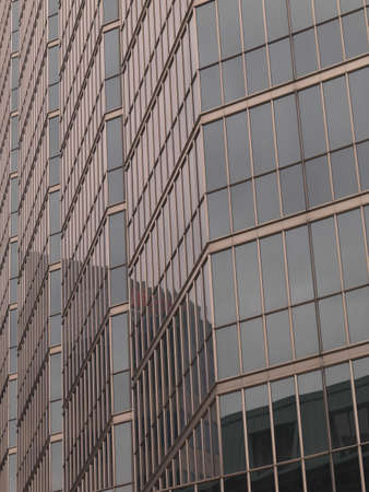 Exterior detail of building, Toronto, Ontario, Canada Stock Photo - 7194652