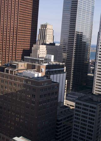 Skyscrapers, Toronto, Ontario, Canada Stock Photo - 7192393