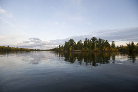 lakefronts: Lakeshore, Lake of the Woods, Ontario, Canada