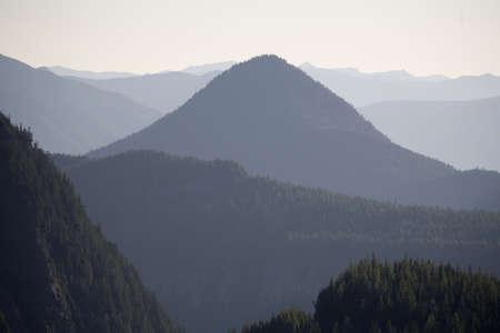 Tatoosh Mountains, Mount Rainier National Park, Washington State, USA Stock Photo - 7195738