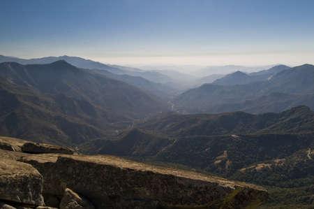 cape mode: Ausl�ufer der Sierra-Nevada-Berge, Kalifornien, USA