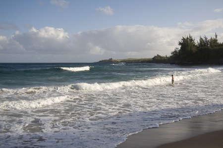 lakefronts: Maui, Hawaii, USA