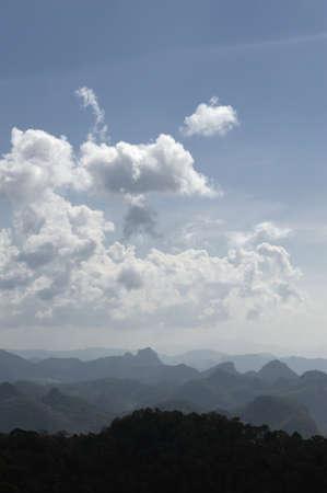 Mountains of eastern Burma Stock Photo - 7190064
