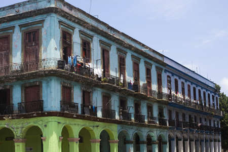 abodes: Cuban architecture, Havana, Cuba