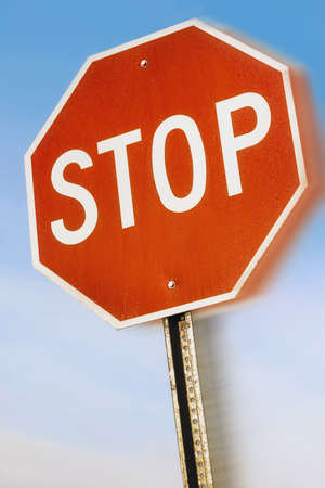 Stop sign Stock Photo - 7194465