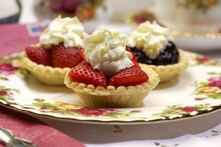 Tartas de frutas  Foto de archivo - 7191579