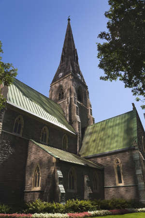 Christ Church Cathedral, Montreal, Quebec, Canada photo