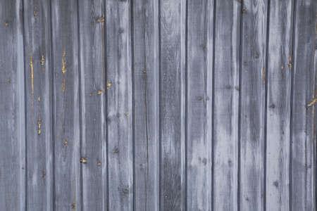 風化させた木製サイディング 写真素材