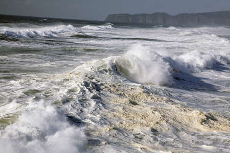 craig tuttle: Ocean waves Stock Photo