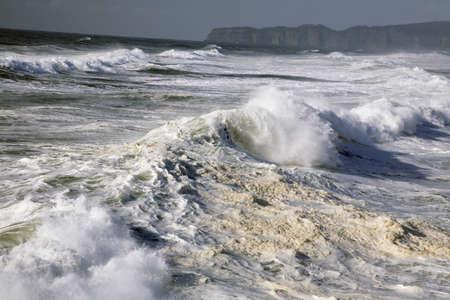 mares: Olas del Oc�ano  Foto de archivo