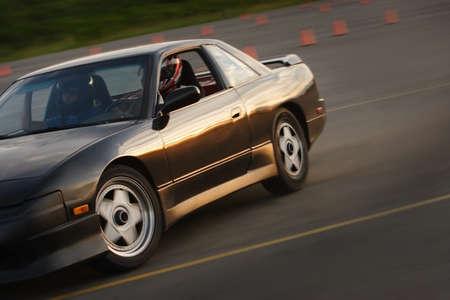 Car racing Stock Photo - 7192855