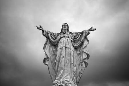 love image: Statue of Jesus