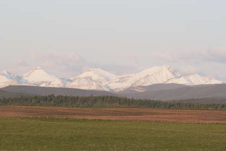 Mountains, Calgary, Alberta, Canada Stock Photo - 7189954