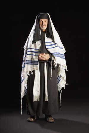 sacerdote: sumo sacerdote  Foto de archivo