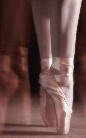 ballet slippers: Ballet slippers