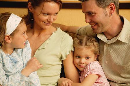 curare teneramente: Un ritratto di famiglia
