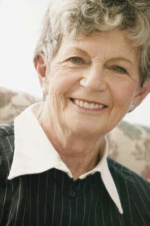 Portrait of Senior