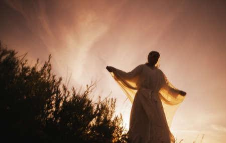 d�livrance: Angel Banque d'images