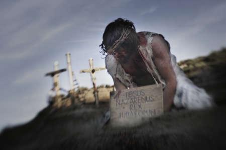 キリストのはりつけ
