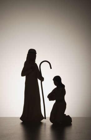 Mary & Joseph Reklamní fotografie