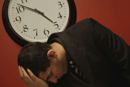 resentment: Pressure of time