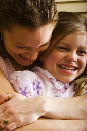 Mother and daughter together Stock Photo - 7189824
