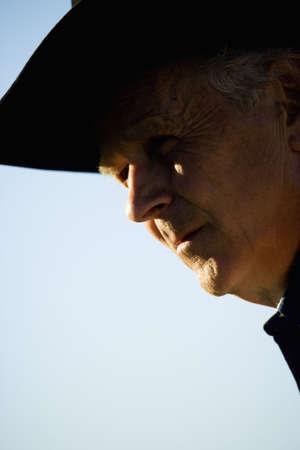 rancher: Rancher Stock Photo