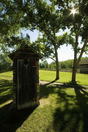 outhouse: Outhouse