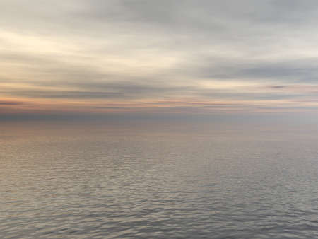 expanse: Expanse of water and sky