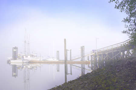 fishingboats: Dock on ocean