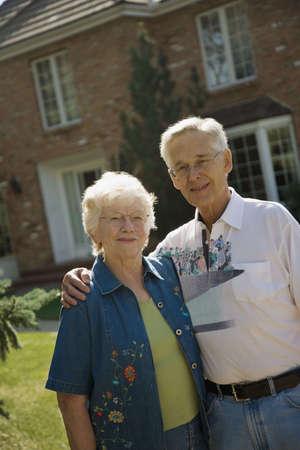 Senior couple Stock Photo - 7192625