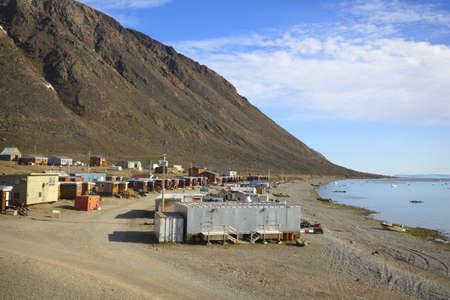 hamlets: Griese Fiord in Nunavut