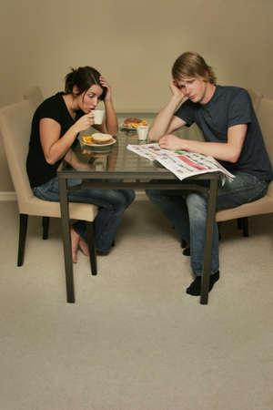warkentin: Couple having breakfast