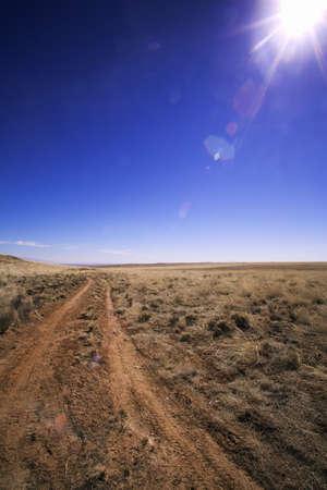 raniszewski: Rural dirt road