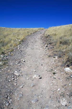 raniszewski: Rocky trail