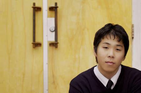 Private school student Stock Photo - 7198149