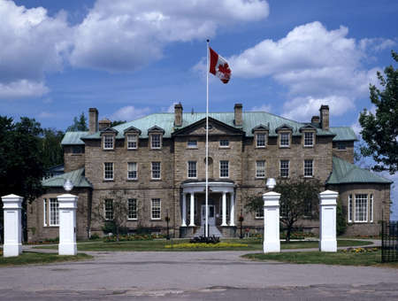 Canadian government house