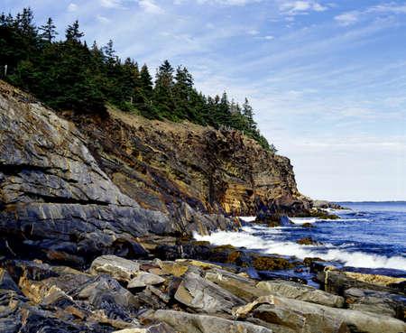 Nova Scotia: Nova Scotia shoreline