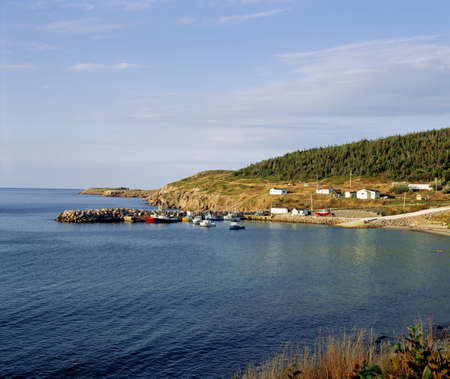 Nova Scotia: Scenic shoreline in Nova Scotia