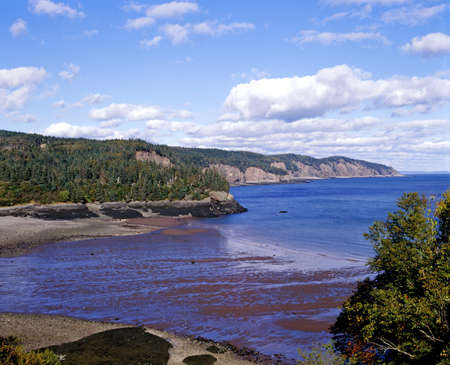 Bay of Fundy, Nova Scotia photo