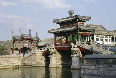 Summer palace in Beijing, China Stock Photo - 7210257