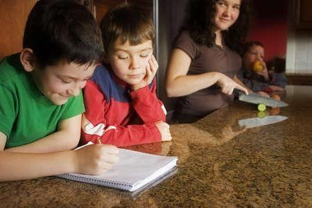 Children drawing Stock Photo - 7200769