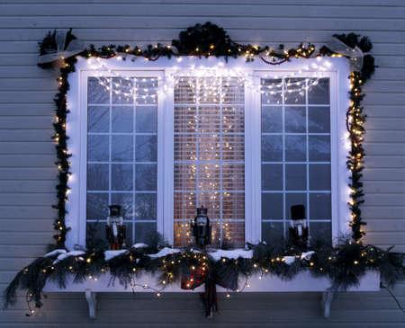 Exterior Christmas decorations