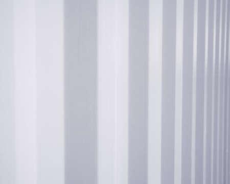 raniszewski: White corrugated siding