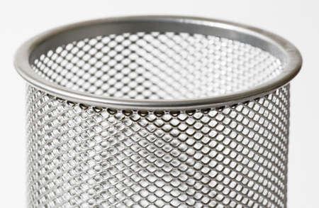 raniszewski: Top of mesh container