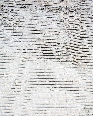 raniszewski: Plaster textured wall Stock Photo