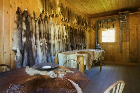 historical periods: Historic fur trader hut