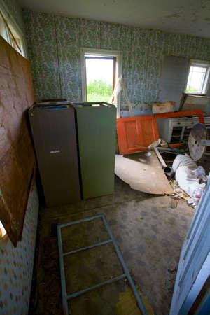 Abandoned home Stock Photo - 7201337